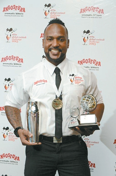 Winner 2013 - Trinidad and Tobago – Daniyel Jones