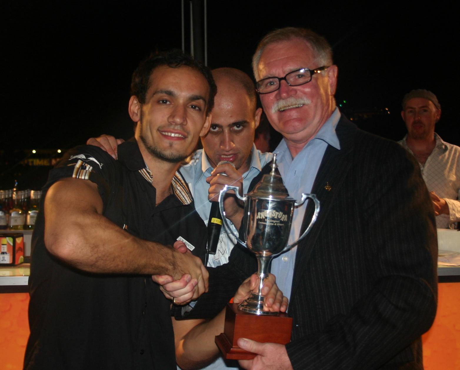 Winner 2006 - Australia – Marco Nunes